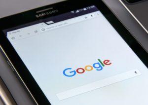 Удаление данных из Google