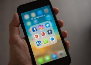 Удаление данных из социальных сетей